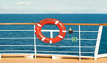 gulet cruise safety