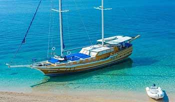 Gulet cruise Turkey
