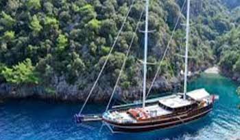 gulet life on board
