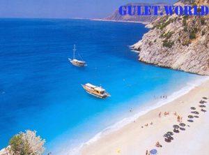 Kaputas Beach Kas Turkey
