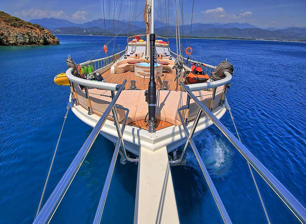 Turn your yacht into a good investment