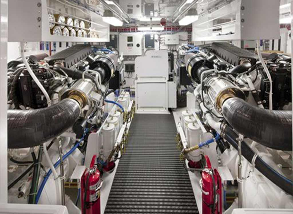 Turkey Yacht Services Repower Yacht And Boat
