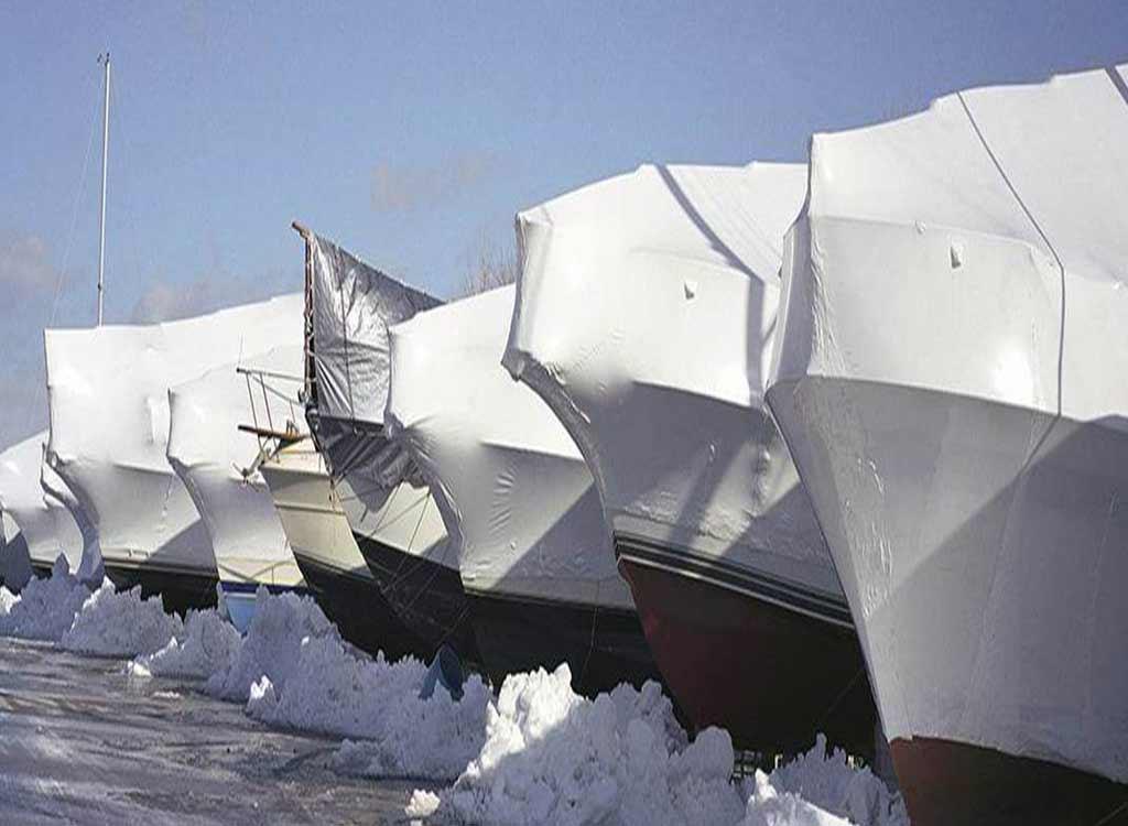 Yacht Agency Turkey Winterizing Services