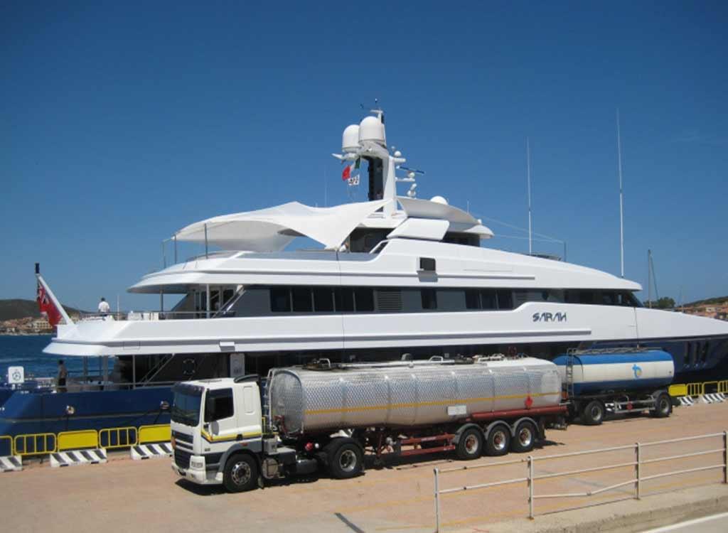 Yacht agency Turkey Bunkering