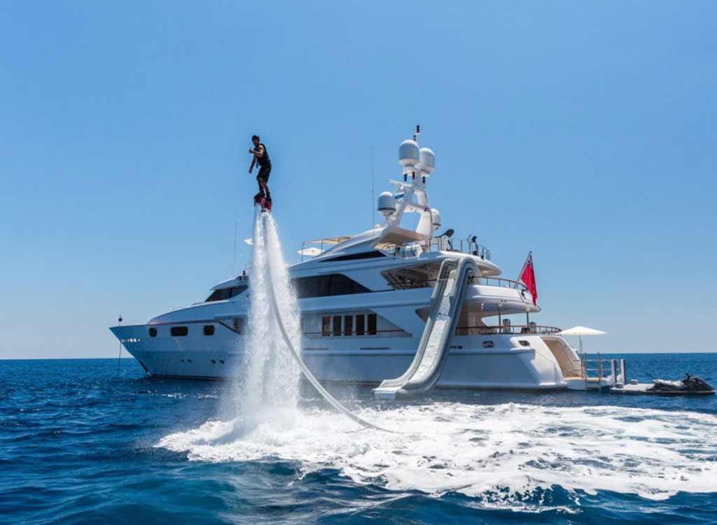 Yacht agency Turkey On Board Entertainment