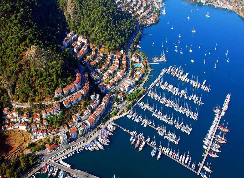 yacht agency fethiye turkey