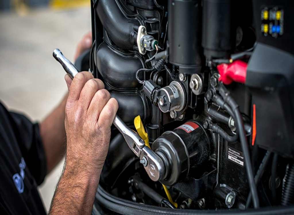 yacht services engine maintenance repair